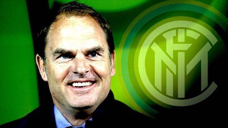 """Frank de Boer """"Contano solo i 3 punti"""""""