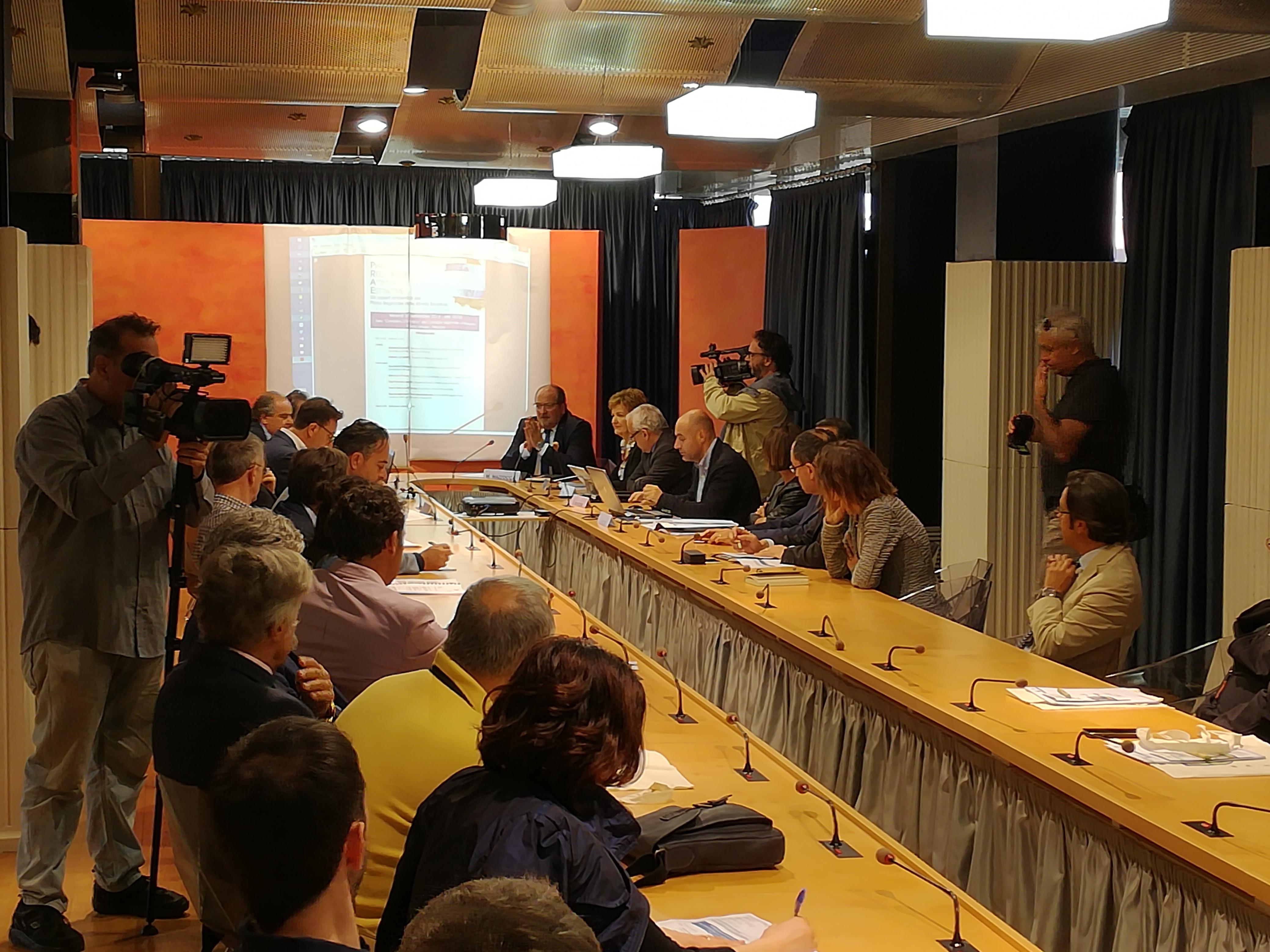 Il Piano delle attività estrattive in Abruzzo