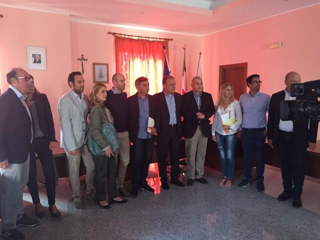 Unione comuni colline teatine: ufficio unico per progetti Ue