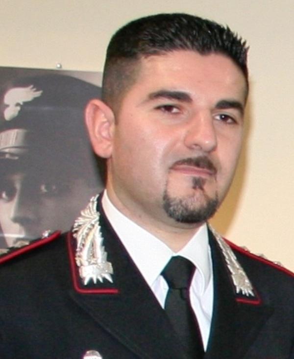 Carabinieri Pe, al Comando Operativo arriva La Rocca