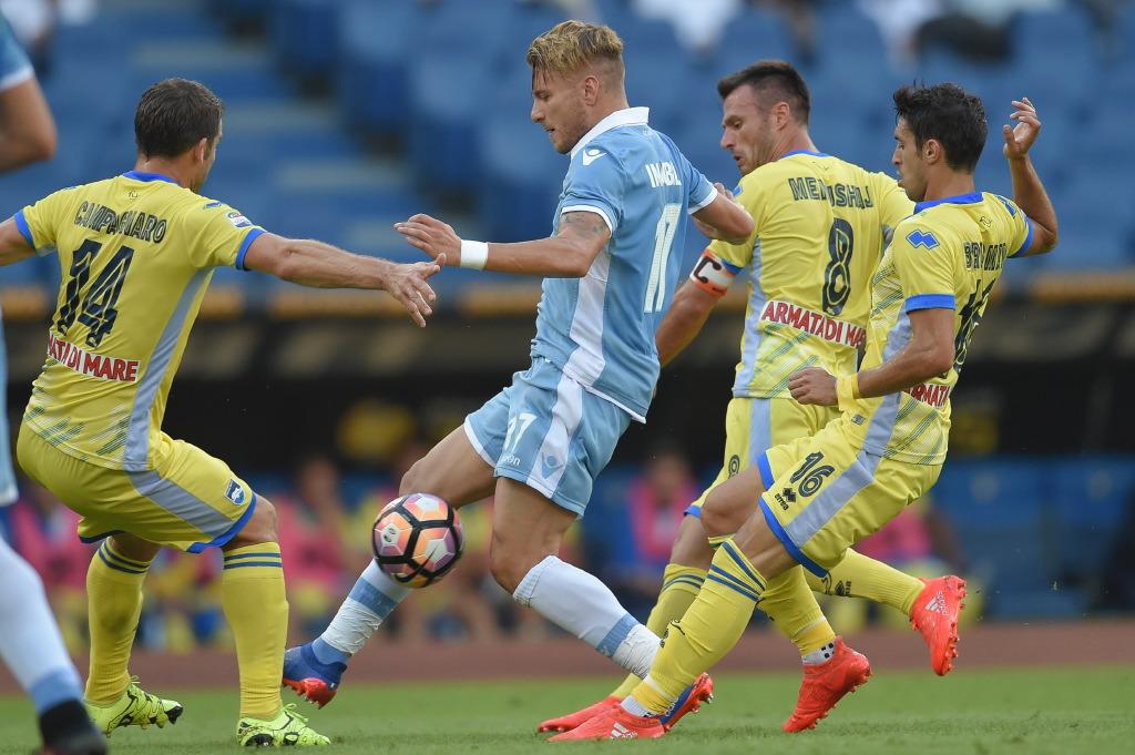 Pescara calcio, allenamenti senza tifosi