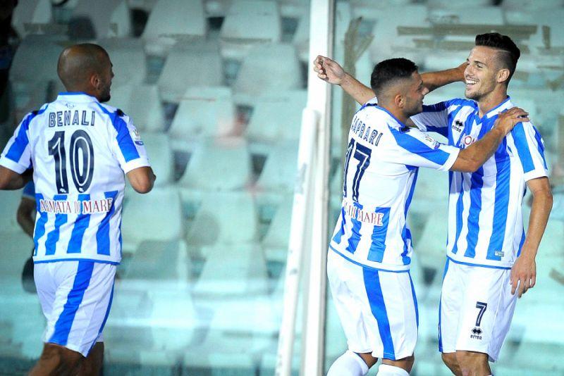 Pescara calcio, oggi la ripresa