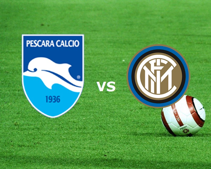 Pescara Inter: le probabili formazioni