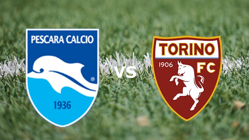 Serie A Pescara Torino – Due rossi, zero gol