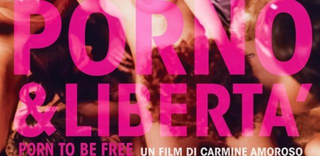 """""""Porno & libertà"""" di Carmine Amoroso al Ciakcity di Lanciano"""