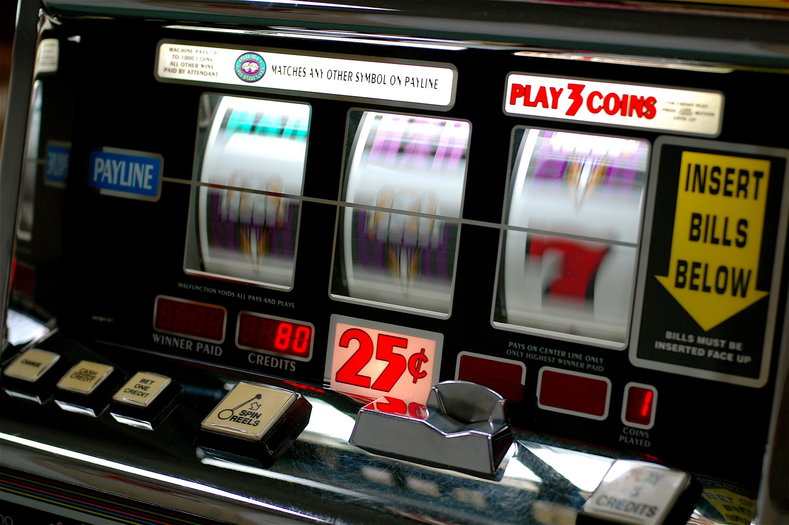 Slot machine abruzzo
