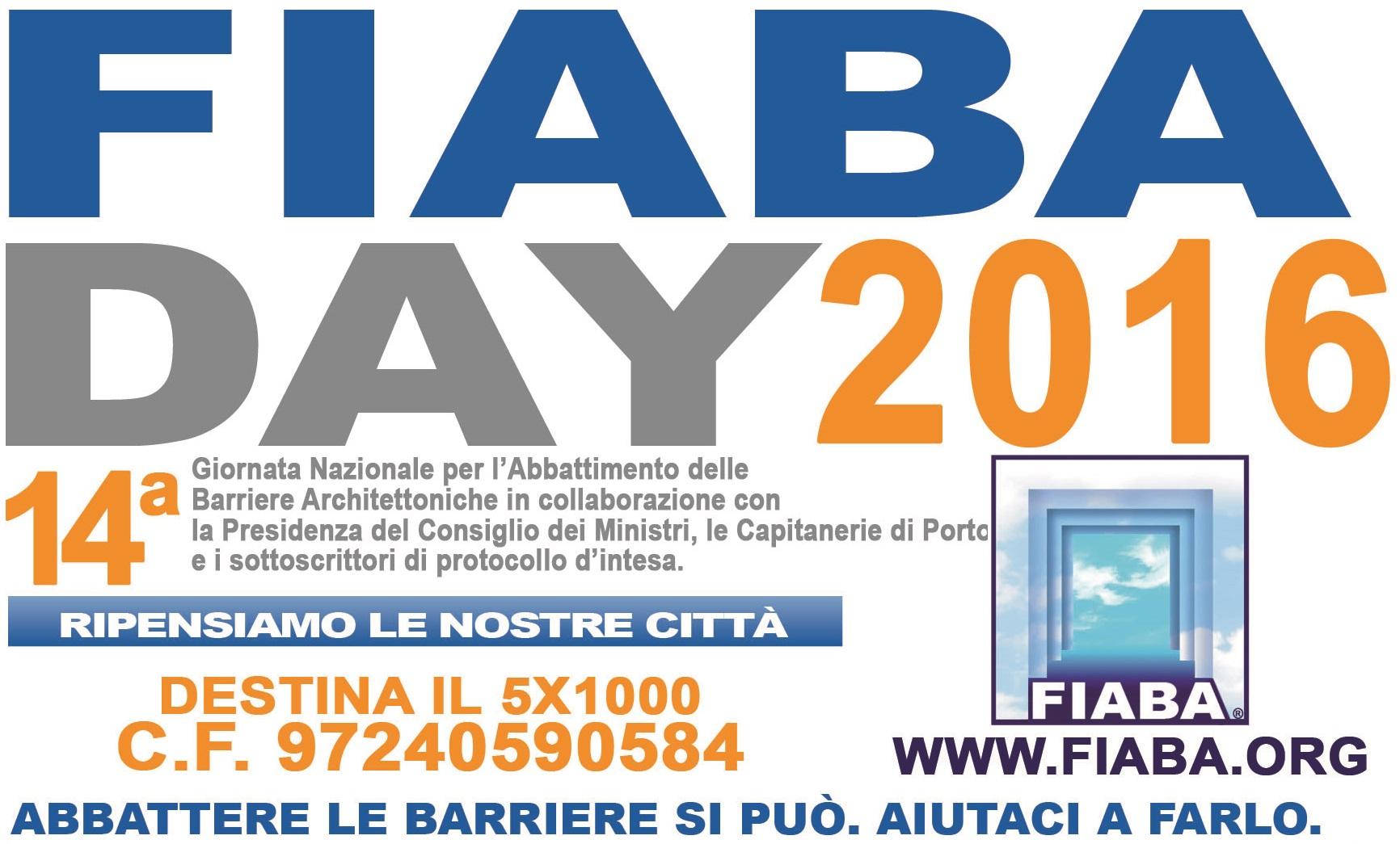 """Ragione Abruzzo, intesa con la """"FIABA"""" per i disabili"""