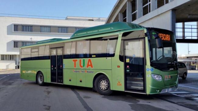 Trasporto Pubblico in Abruzzo: Un' App per biglietti e percorsi