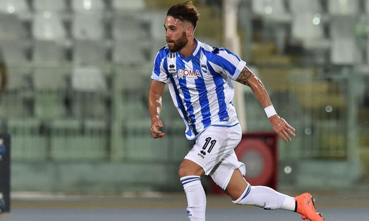 Genoa-Pescara, due turni a Zampano con la prova tv