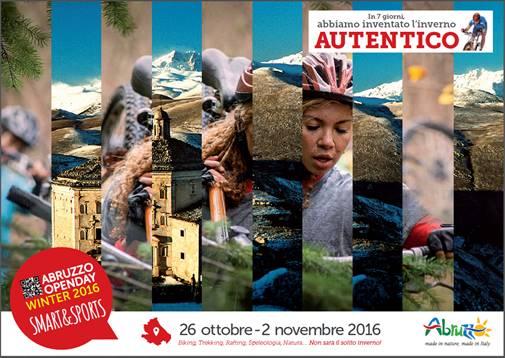 Abruzzo Open Day: presentazione a Roma