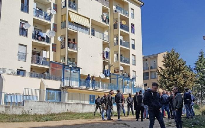 Avezzano: FN contro occupazione abusiva case