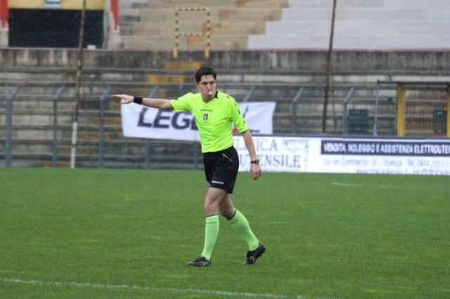 Lega Pro – L'arbitro di Teramo Fano