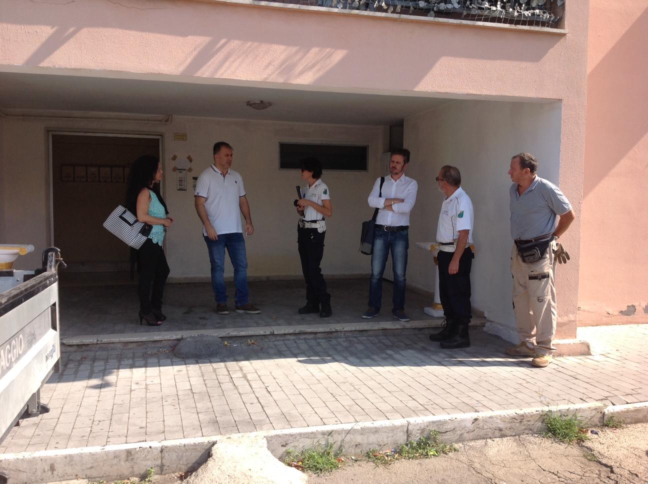 Montesilvano: casa Ater per madre di 3 figli