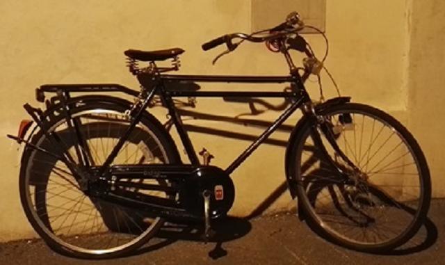 Pescara: di chi é questa bici rubata?