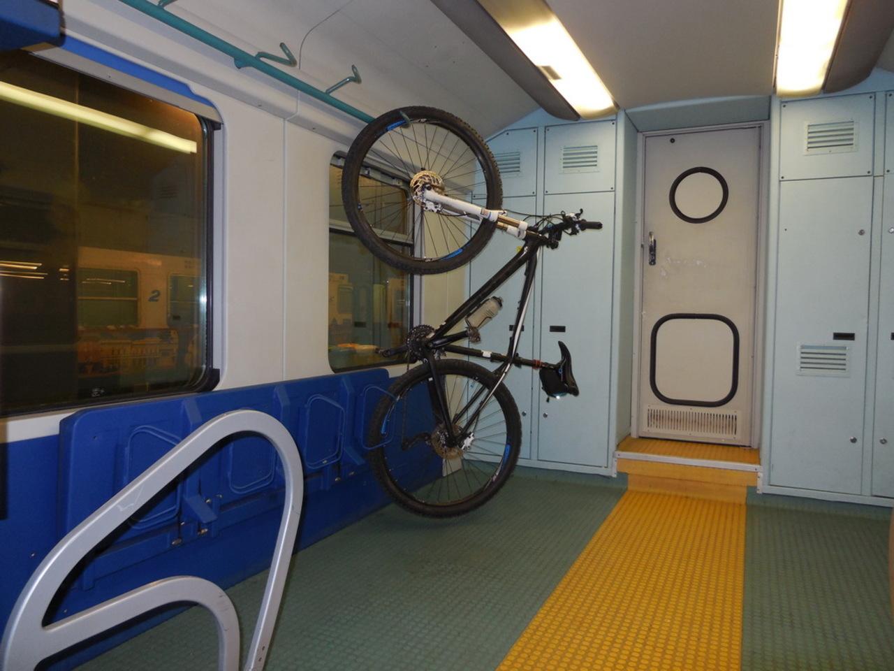 Trasporto Abruzzo: bici gratis sui treni, perché no?