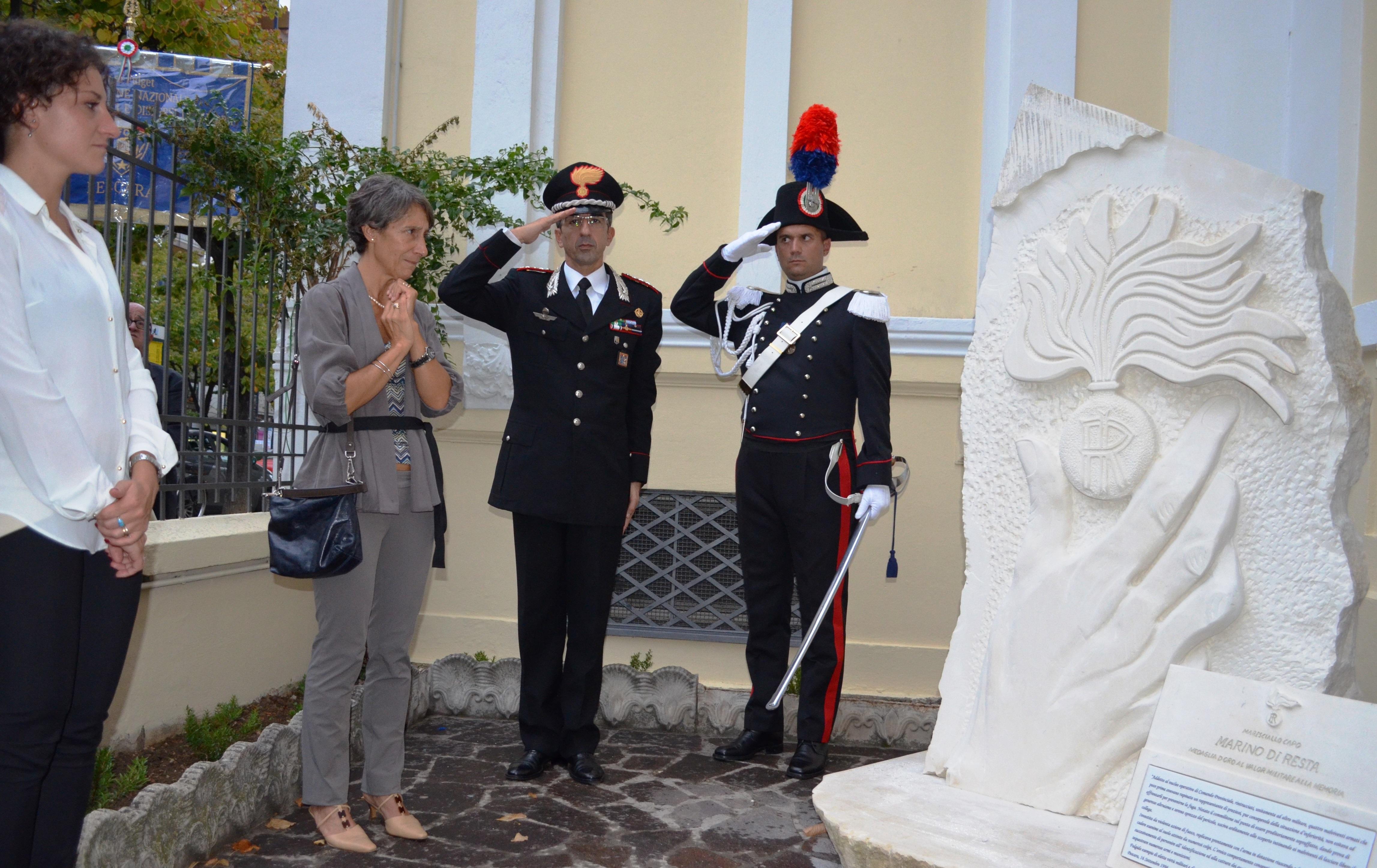 Pescara, 20° anniversario omicidio Di Resta