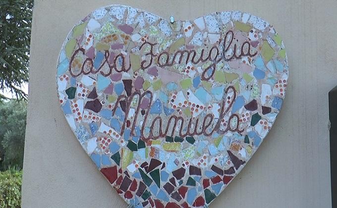 "Campli, aperta la ""Casa Famiglia Manuela"""