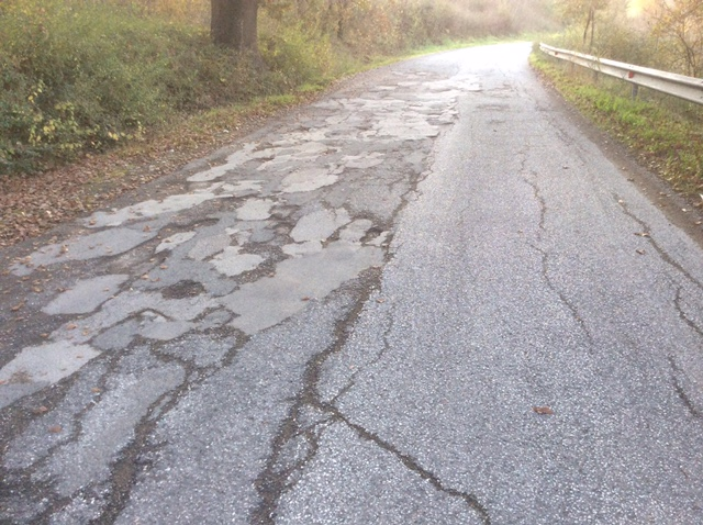 Strada Casalincontrada: nuovo appello alla Provincia