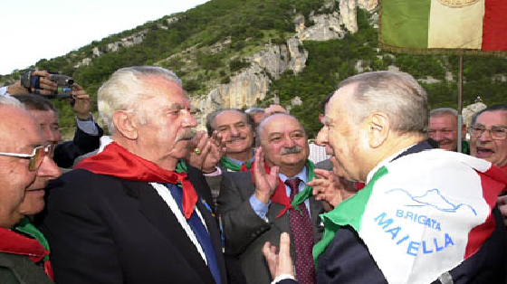 Abruzzo, la Fondazione Brigata Maiella ricorda Ciampi