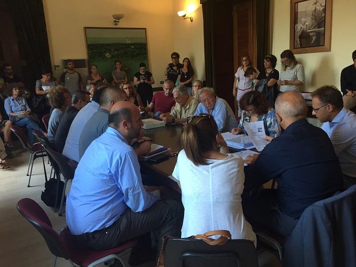 Alberi Pescara: cittadini e associazioni in Comune