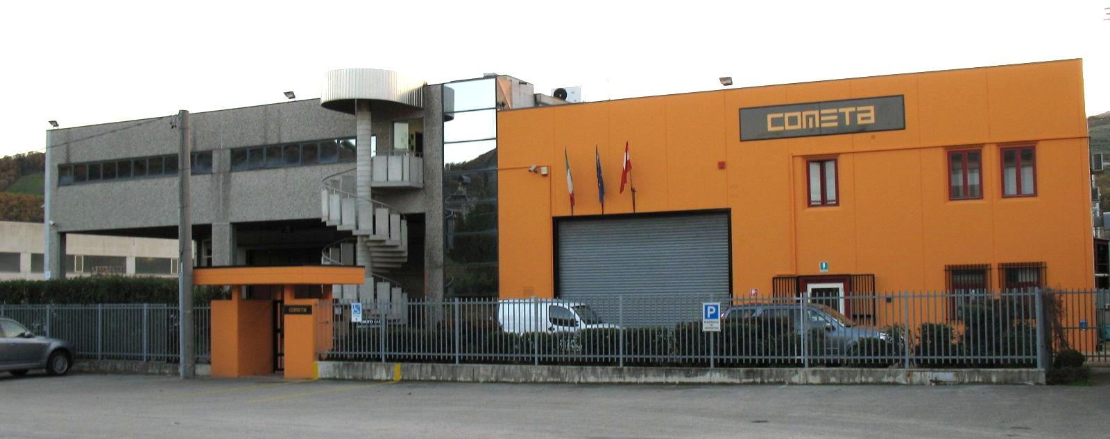 Chiude l'azienda Cometa di Casoli, 38 licenziati