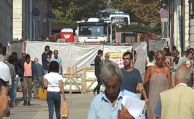 Accesso agli atti per Corso San Giorgio a Teramo
