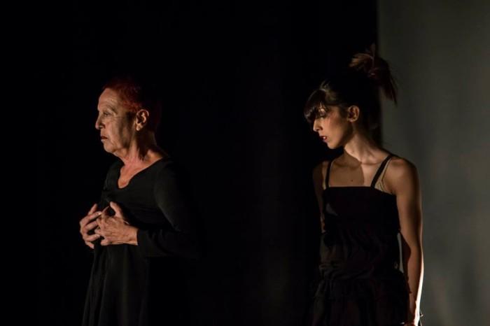 Danza a Pescara, Corpografie al femminile