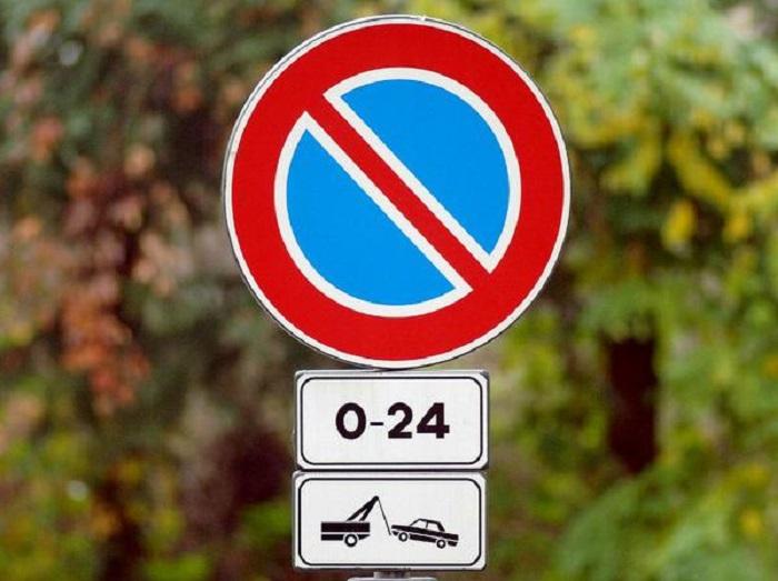 Montesilvano: riserva naturale, divieto di sosta