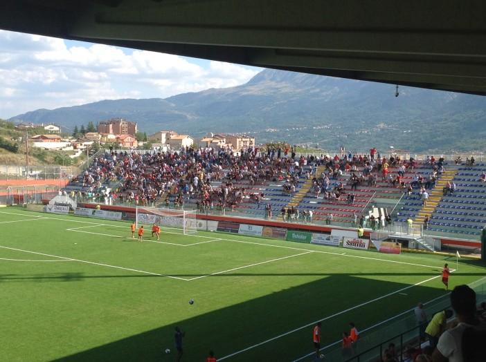 Serie D L'Aquila Monterosi – Un punto all'esordio