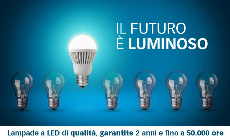 Illuminazione sostenibile a Pescara