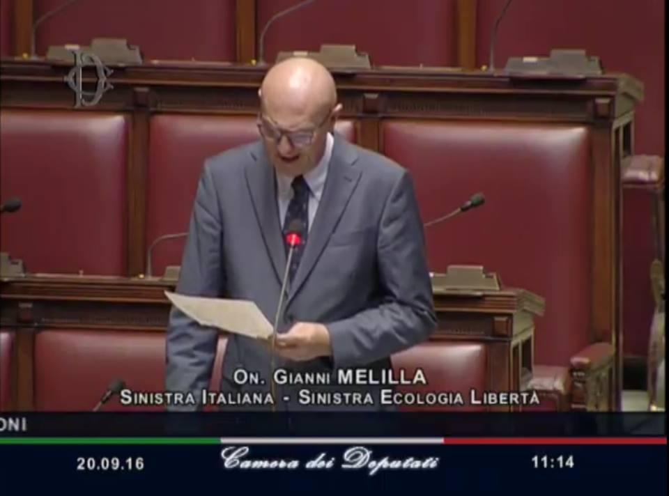 Parco Costa Teatina: Melilla sollecita Renzi alla firma