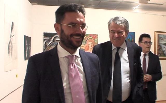 """Arte, al """"Colonna"""" gemellaggio Pescara San Marino"""