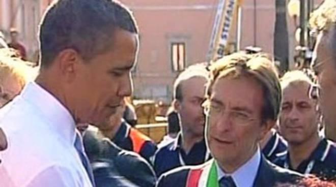 Terremoto Centro Italia: D'Alfonso scrive ad Obama