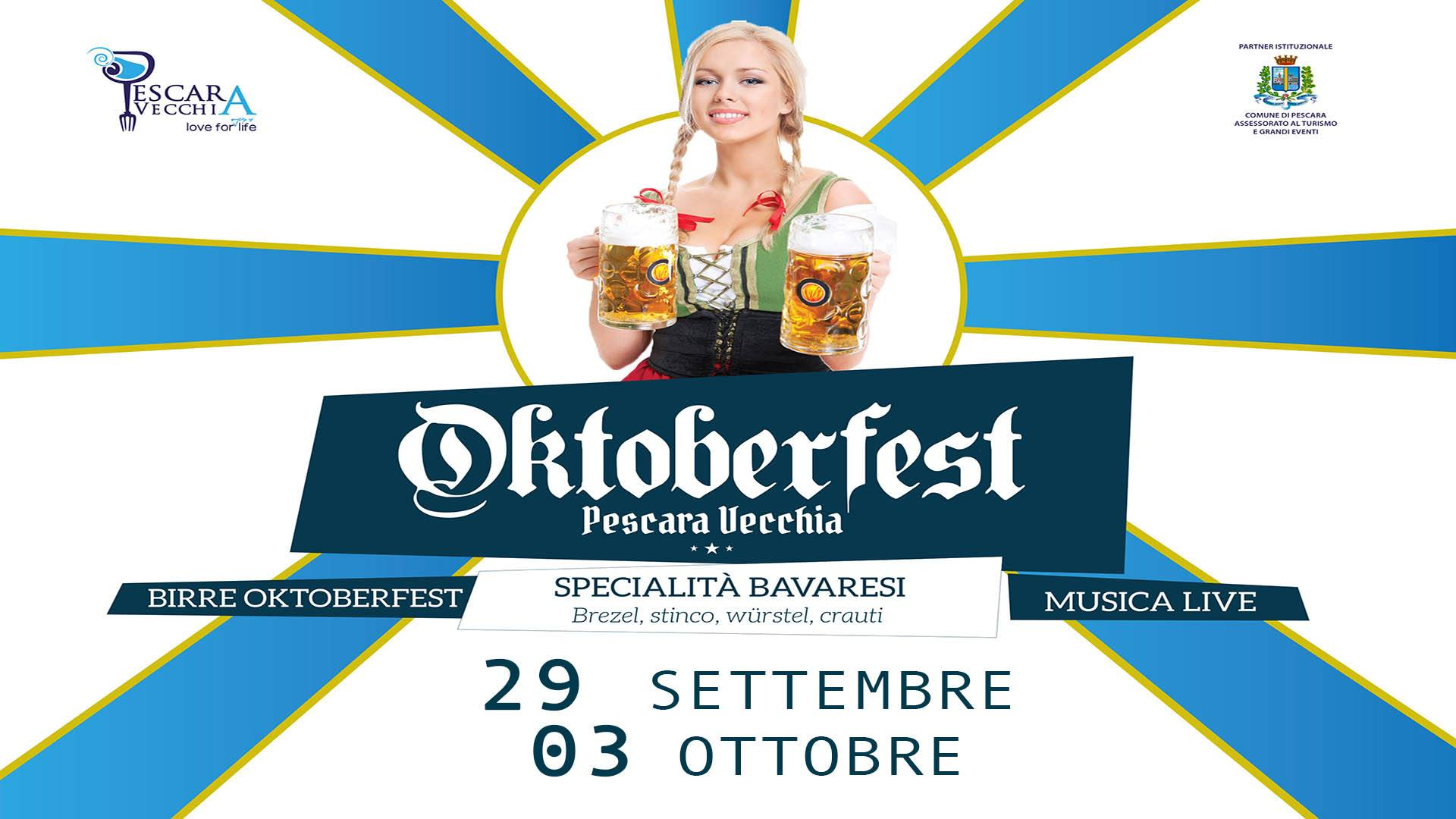 L'Oktober Fest di Pescara Vecchia