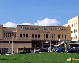 L'Aquila, i Nas all'ospedale in cerca di assenteisti