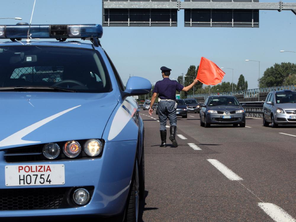 Incidente stradale sull' A14 tra Atri e Pineto