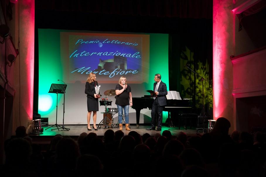Editoria in Abruzzo: Sara Del Vecchio vince il Premio Montefiore