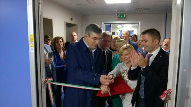 Ospedale Sulmona, inaugurate tre sale operatorie