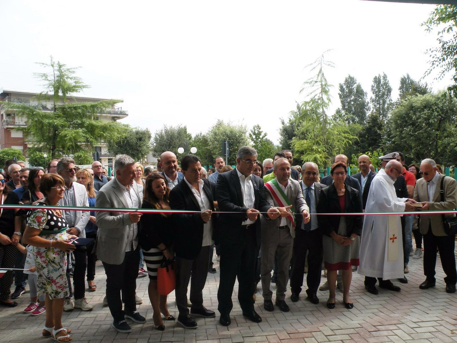 Spoltore, inaugurata la scuola primaria a Santa Teresa