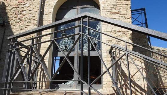 Ortona: Vandali al Castello Aragonese