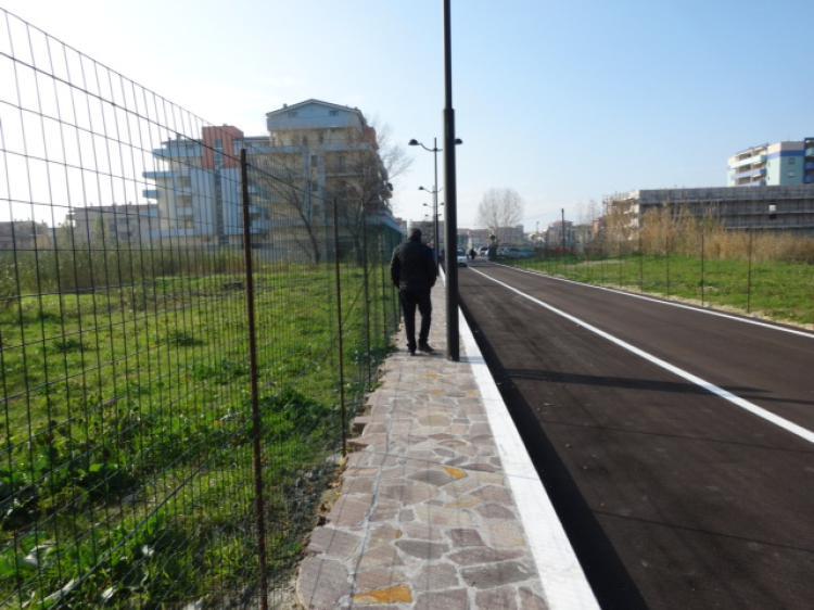Montesilvano: degrado lungo la riviera