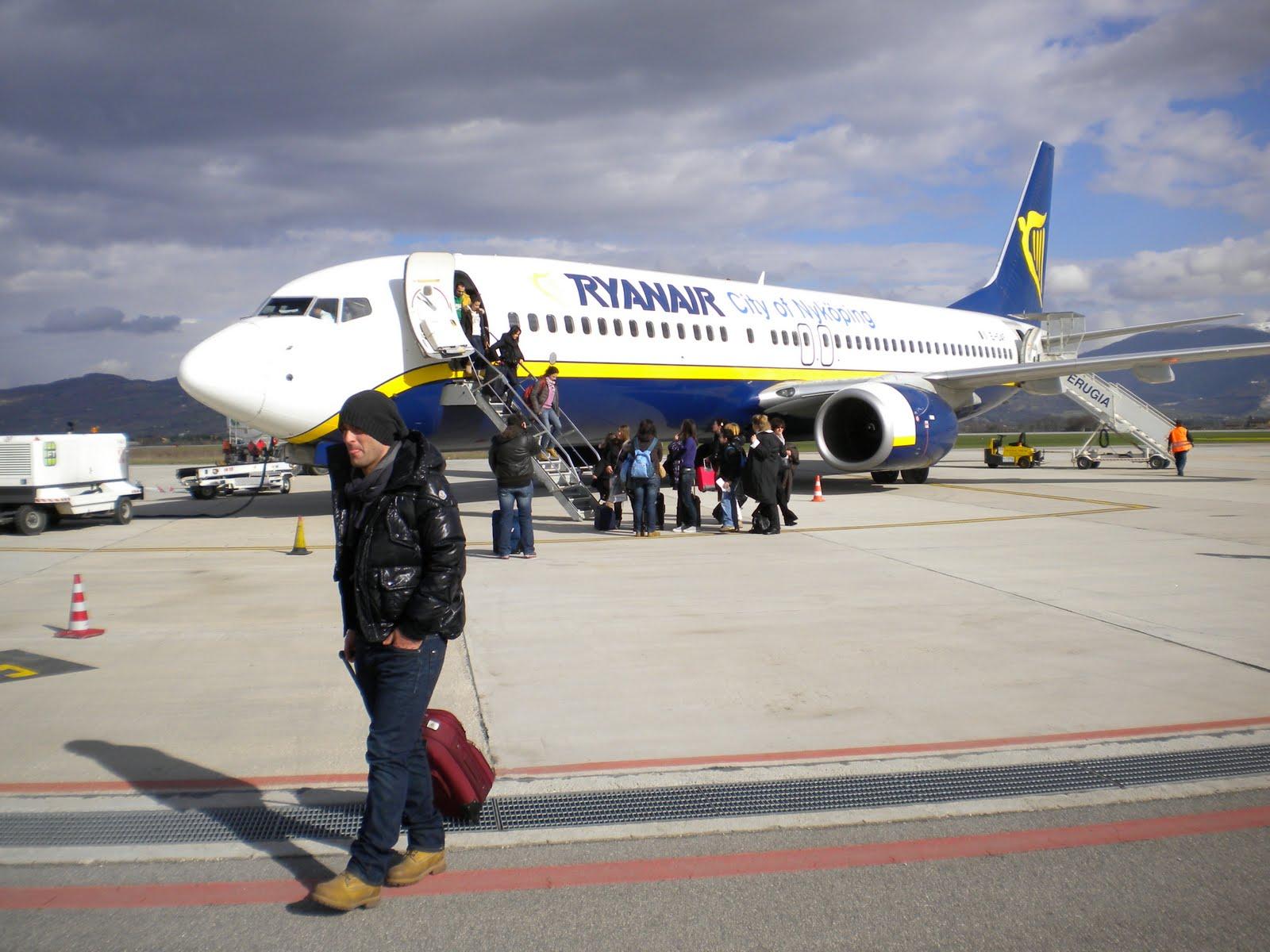 Aeroporto d'Abruzzo, due nuovi voli della Ryanair