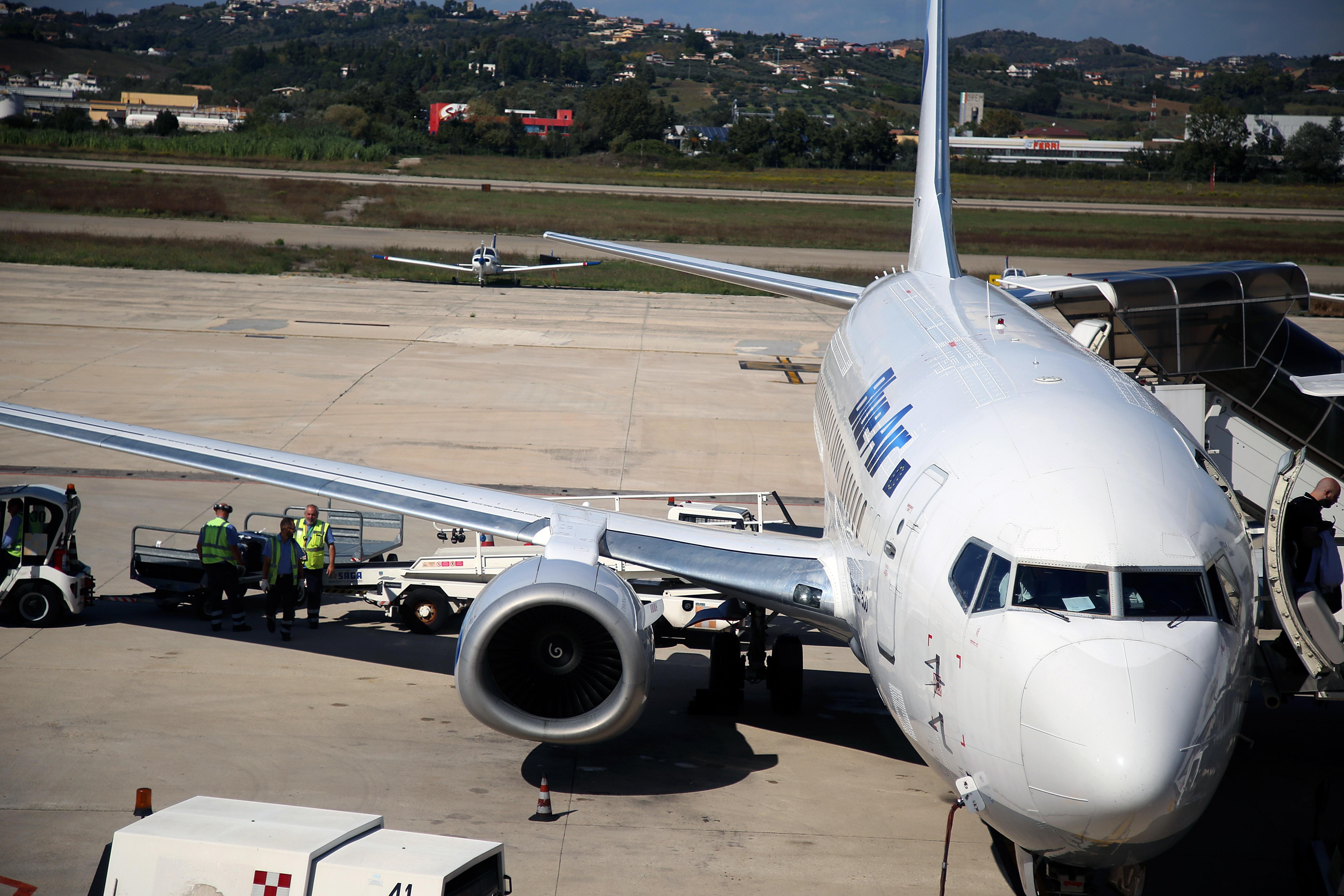 Torna il volo Pescara-Torino