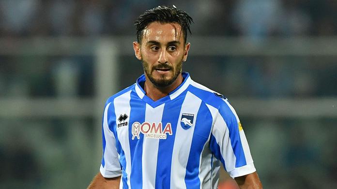 """Pescara calcio Aquilani """"Uniti per l'obiettivo"""""""