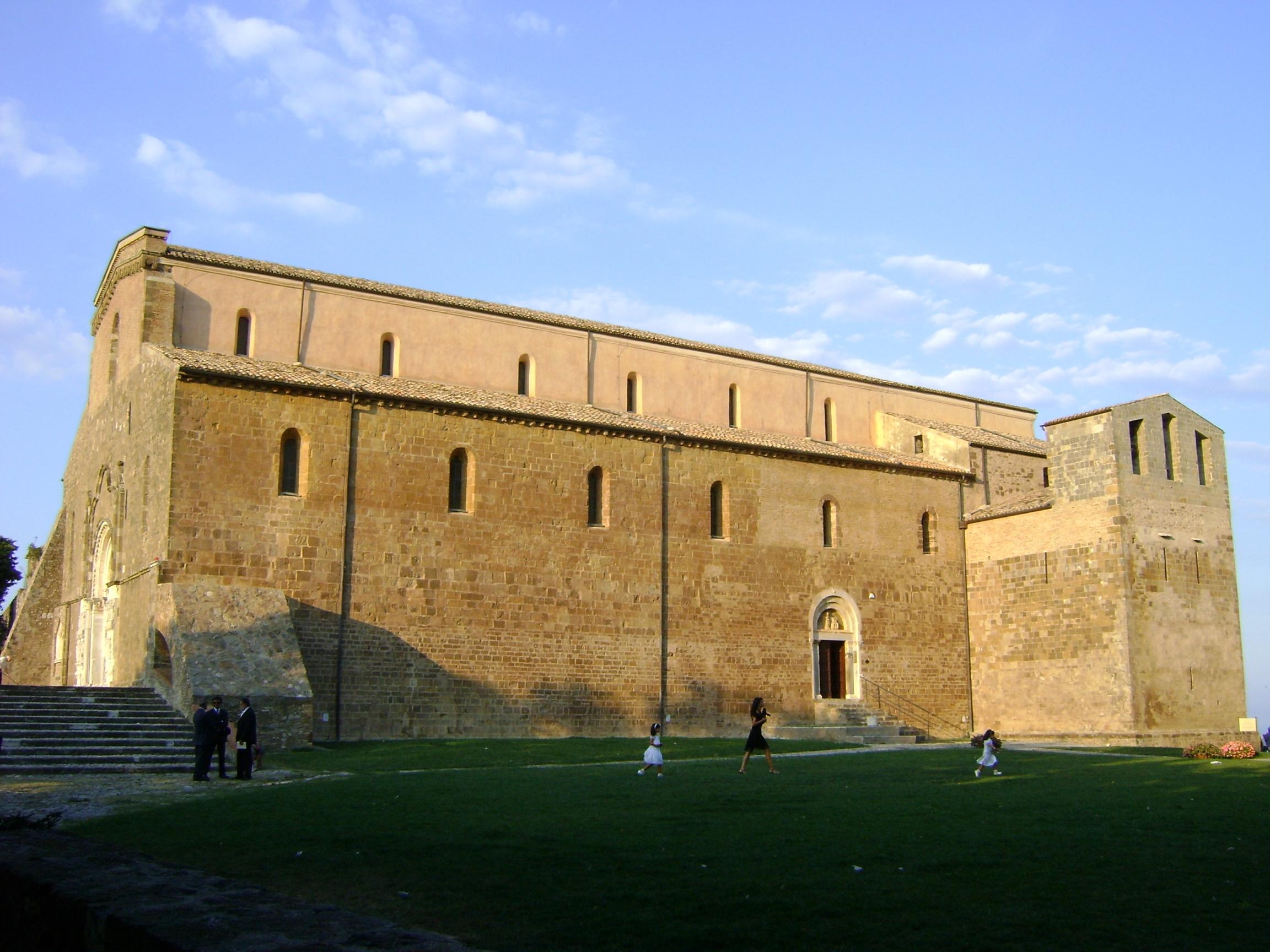 San Giovanni in Venere a Fossacesia senza barriere