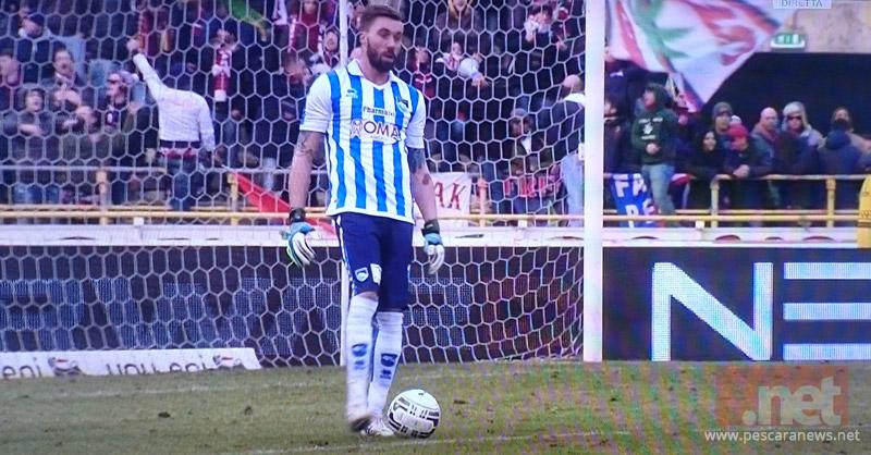 """Pescara calcio. Fiorillo """"Alla Samp devo tanto"""""""