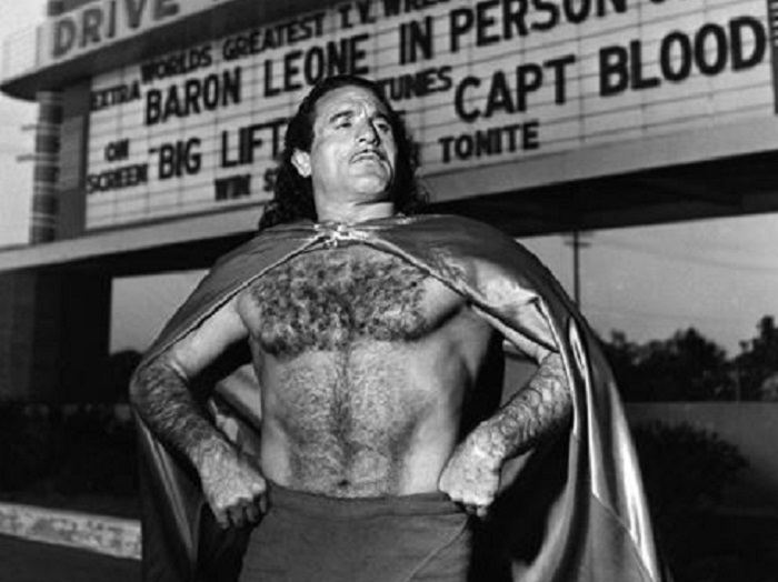 Era abruzzese grande campione di Wrestling