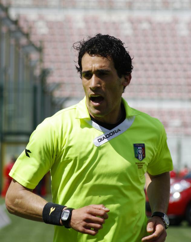 Lega Pro – L'Arbitro di Venezia Teramo