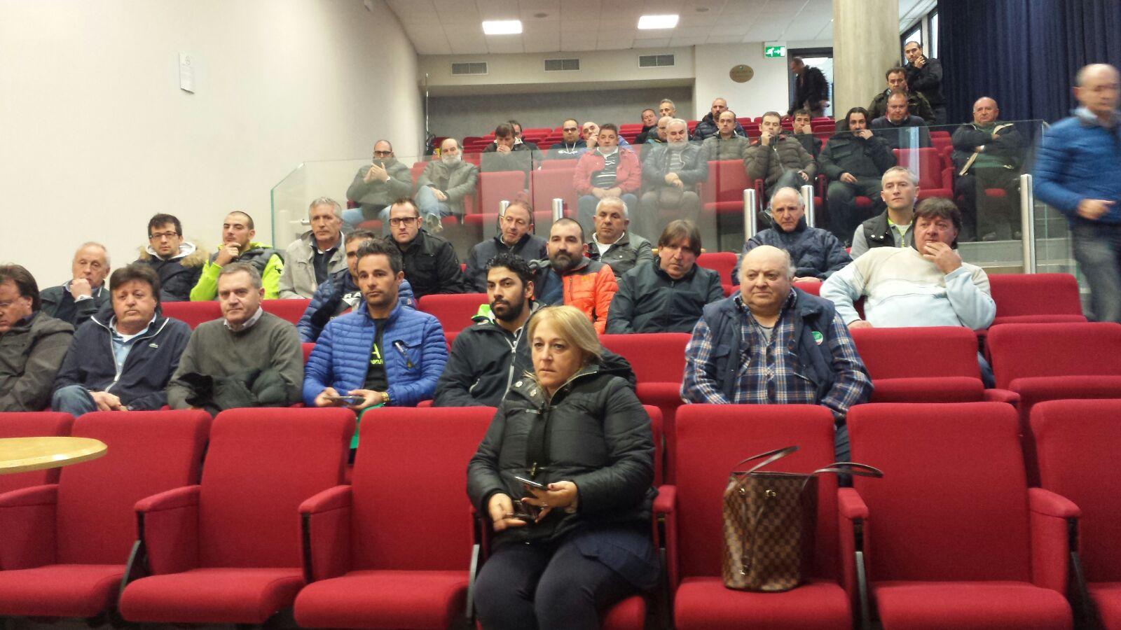 Cementir Sacci, saltano le trattative: 260 lavoratori a rischio, parte lo sciopero