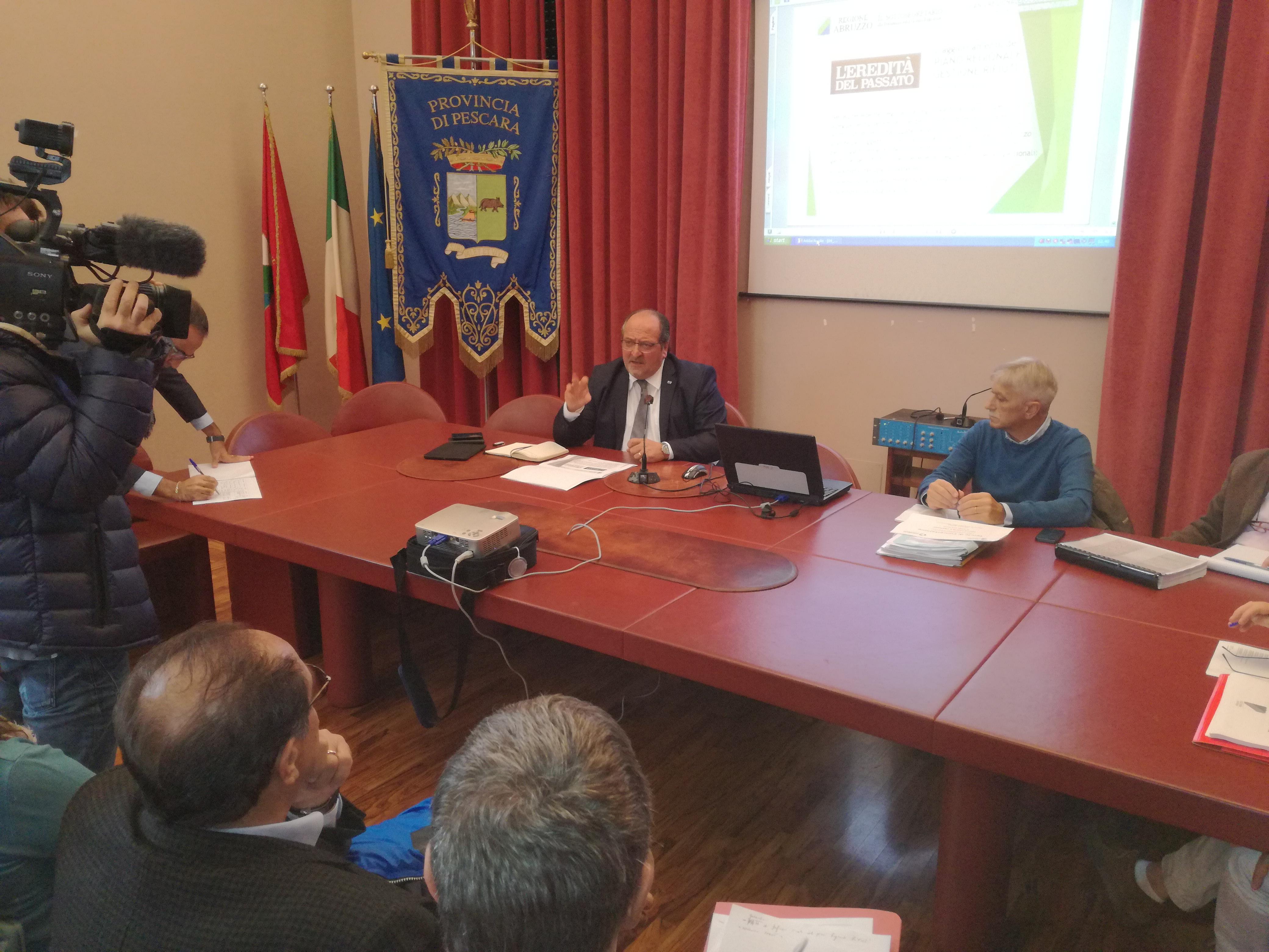 Regione Abruzzo, l'inceneritore non si farà